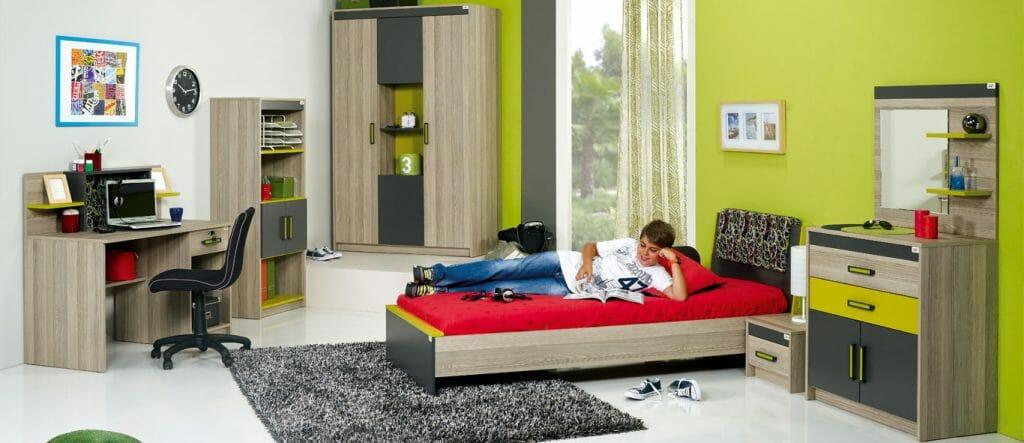 Modern Genç Odası Dekorasyon Fikirleri 5