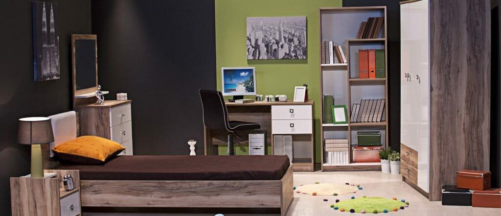 Modern Genç Odası Dekorasyon Fikirleri 1