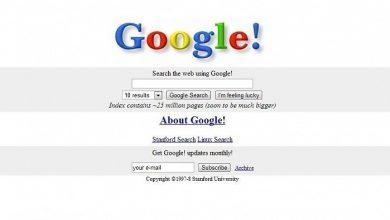 Photo of 12 Büyük İnternet Sitesinin Kurulduklarında Nasıl Gözüküyordu?