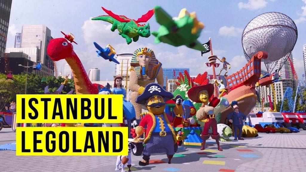 İstanbul Bölgesindeki Oyun ve Eğlence Merkezleri 3