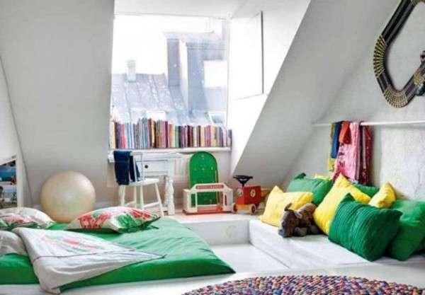 Modern Genç Odası Dekorasyon Fikirleri 9