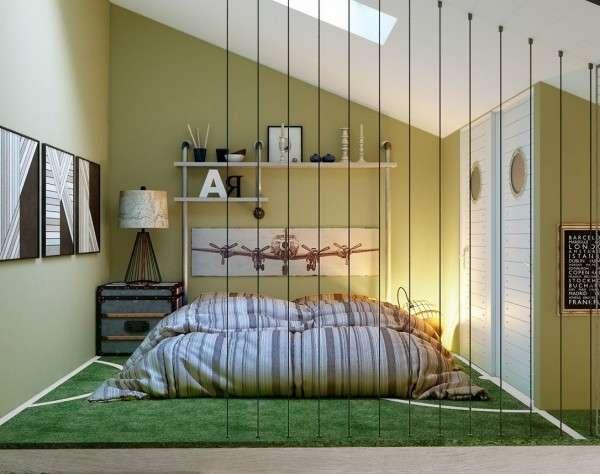 Modern Genç Odası Dekorasyon Fikirleri 10