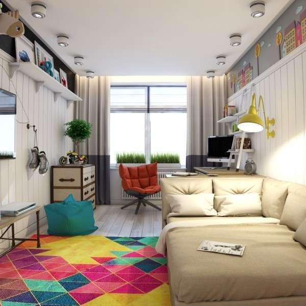 Modern Genç Odası Dekorasyon Fikirleri 11