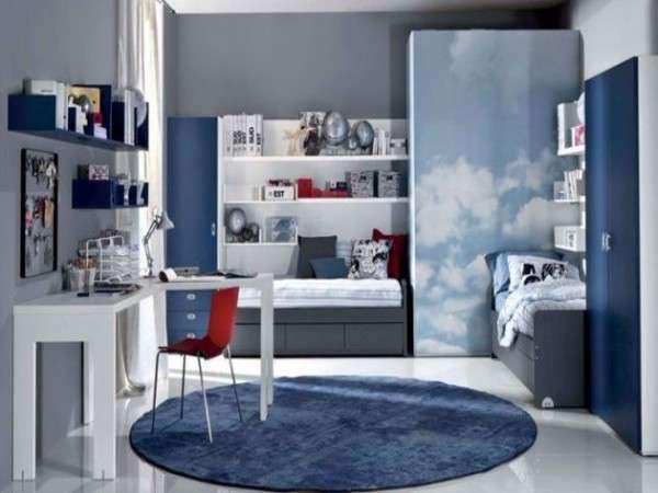 Modern Genç Odası Dekorasyon Fikirleri 13