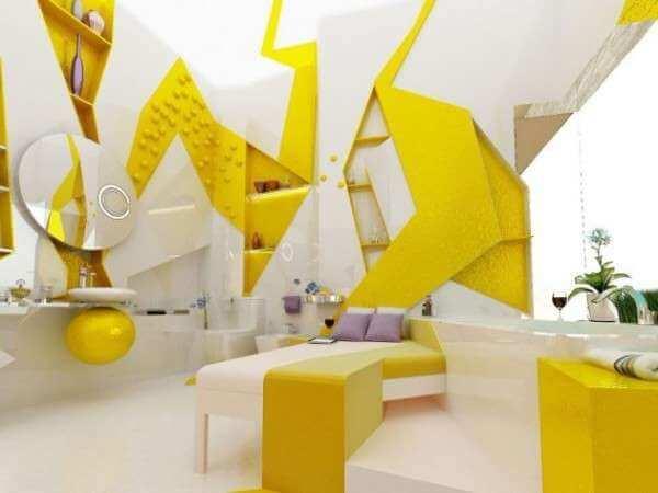 Modern Genç Odası Dekorasyon Fikirleri 16
