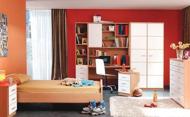 Modern Genç Odası Dekorasyon Fikirleri 2