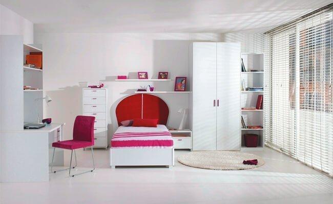 Modern Genç Odası Dekorasyon Fikirleri 19