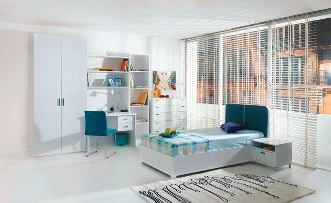 Modern Genç Odası Dekorasyon Fikirleri 4