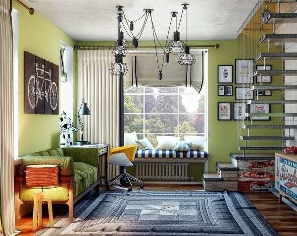 Modern Genç Odası Dekorasyon Fikirleri 28