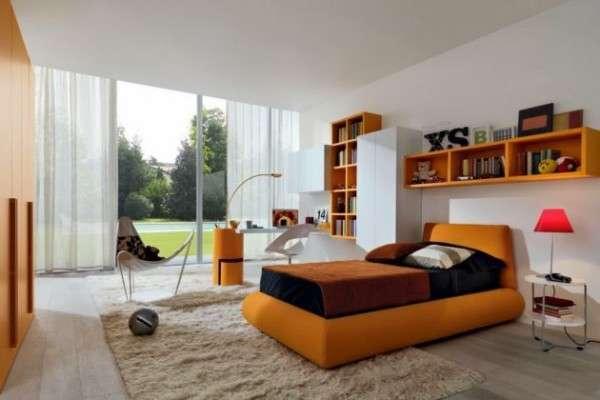 Modern Genç Odası Dekorasyon Fikirleri 29