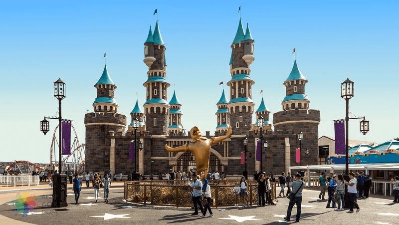 İstanbul Bölgesindeki Oyun ve Eğlence Merkezleri 9